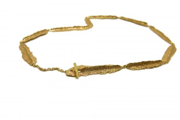 colar dourado line 2